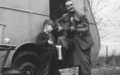 Qui était Django Reinhardt ?