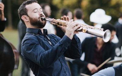 Thibault Galloy : notre saxophoniste
