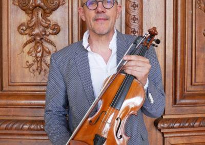 GYPSY GONES  - Gérard Vandenbroucque - violoniste