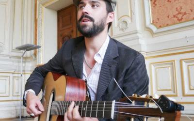 Notre Guitariste/Chanteur