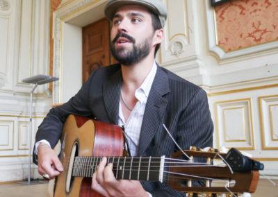 GYPSY GONES - Léon Le Nair -  Chanteur & Guitariste