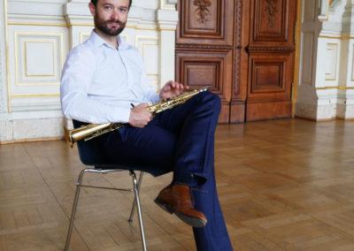 GYPSY GONES Thibault Galloy Saxophoniste