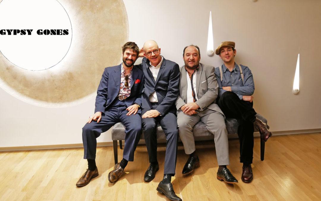 Groupe de jazz & jazz manouche pour soirée privée & évènement professionnel