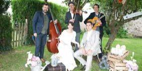 Musiciens, jazz mariage anniversaire
